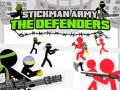 Ігри Stickman Army: The Defenders