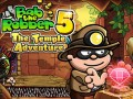 Ігри Bob The Robber 5 Temple Adventure