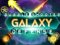 Ігри Bubble Shooter Galaxy Defense