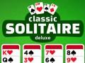 Ігри Classic Solitaire Deluxe