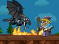 Ігри Dragon vs Mage