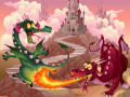 Ігри Fairy Tale Dragons Memory