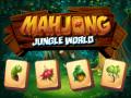 Ігри Mahjong Jungle World