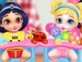 Ігри Messy Baby Princess Cleanup