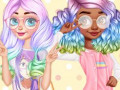 Ігри Princesses Kawaii Looks and Manicure