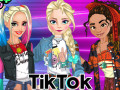 Ігри Tik Tok Princess